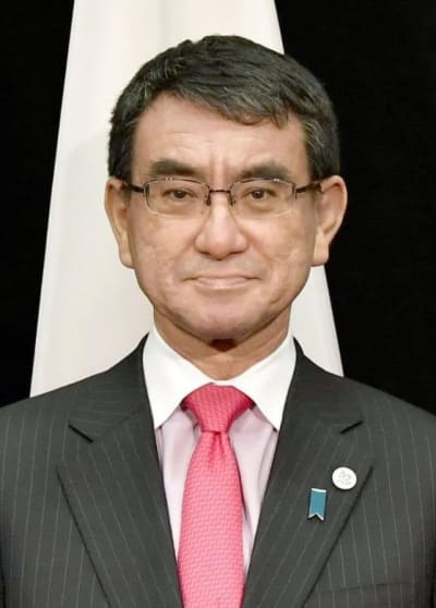 河野太郎外相 河野太郎外相は6月上旬にシンガポールを訪問する方向で検討に... 河野外相、シンガ