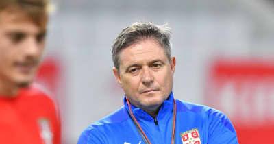 セルビア代表ストイコビッチ監督「いつの日かまた日本に」11日森保ジャパンと対戦
