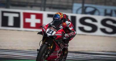 リナルディが今季初優勝【順位結果】2021SBK第3戦イタリア 決勝レース1