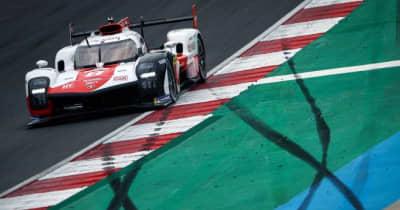 「代案が功を奏した」と予選2番手のトヨタ8号車ブレンドン・ハートレー/WECポルティマオ