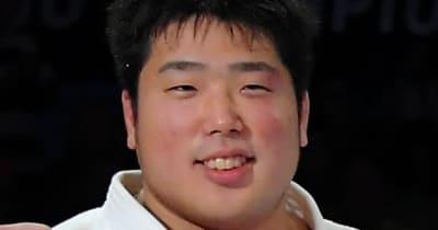 影浦心が初世界王者 最重量級18年ぶり殊勲「井上監督に金メダル、誇らしい」