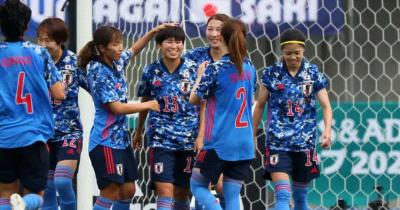 岩渕真奈1G2A、18歳木下桃香が代表初ゴール!なでしこジャパンが難敵メキシコに5発白星