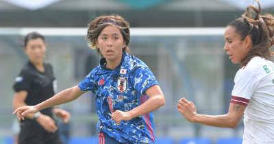 なでしこ岩渕真奈が2戦連発 最年少18歳木下桃香が代表初ゴールで生き残りアピール
