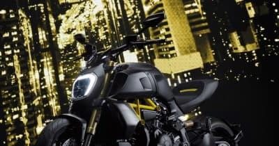 ドゥカティ ディアベル 1260 S に「ブラック&スチール」…2022年型を欧州発表