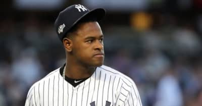 【MLB】投げた直後に苦悶の表情… ヤ軍セベリーノ、TJ手術から復帰間近のリハビリ登板で負傷