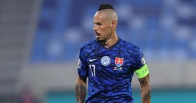ハムシークがキャプテン!スロバキア代表、EURO2020出場メンバー26名