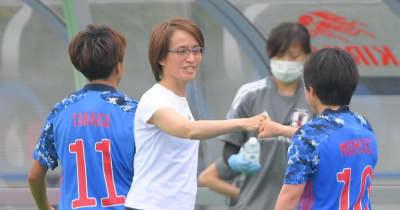 なでしこ・高倉監督「本当に頭痛い」新戦力活躍で五輪選考うれしい悩み