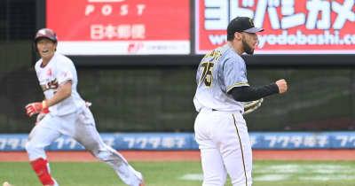 阪神・スアレス 12戦連続S!球児超え&球団新 矢野監督「心強い」