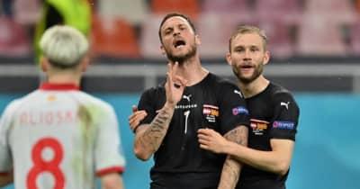 EUROであった!アラバ、荒ぶる悪童アルナウトヴィッチを強引に黙らせる
