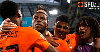 オランダがウクライナとの打ち合いを制す!オーストリアは終盤に勝ち越し初戦白星