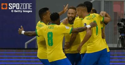 コパ・アメリカが無事開幕!ホスト国ブラジルが3ゴールで白星発進!