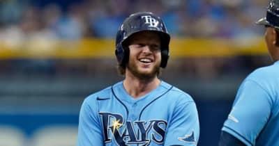 【MLB】周囲は大乱闘を警戒も…153キロ直撃に笑顔のやり取り 米感動「球界最高の人間性」