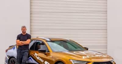 アキュラ TLX 新型に355馬力の「タイプS」、パイクスピーク2021のペースカーに