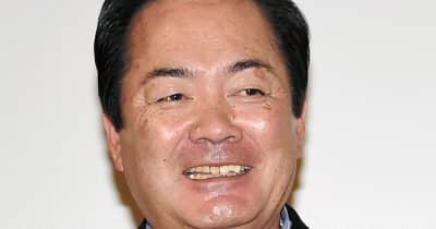 広島の元エース・北別府氏 転倒して側頭部十数針縫うケガ 昨年5月、白血病で移植