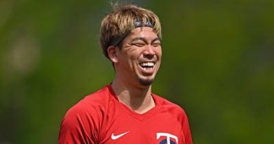 【MLB】前田健太、15日復帰登板から巻き返し誓う「ここから取り戻していけるように」