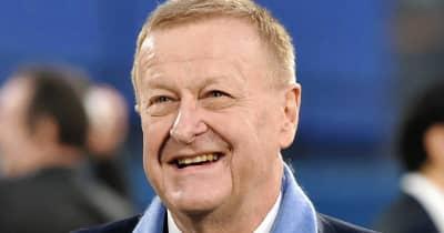 開催の使者 IOCコーツ副会長とは…「スポーツ政治のグランドマスター」の異名も