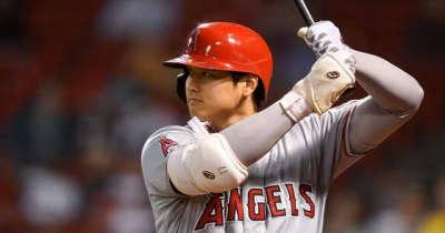 """【MLB】「引っ張った方が飛ぶ」 大谷翔平、本塁打王争いで試される""""飛ばない球""""への対応"""