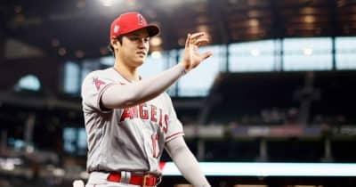 大谷翔平がDH部門で1位、MLB球宴中間発表 イチロー氏以来、日本人両リーグ最多票にも期待