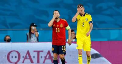 EURO2020!スペイン代表、初戦の「ポゼッションとパス」が凄いことになる