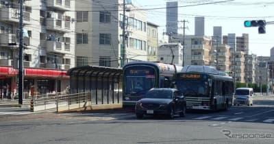 路面電車・バスの安全な共存、ITSコネクトシステム導入に運転士の8割超が賛同