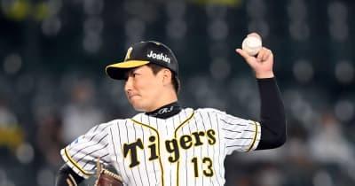 阪神・岩崎 18日・巨人戦から1軍復帰へ 矢野監督「そのつもり」