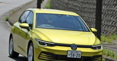 """【VW ゴルフ 新型試乗】""""たった1リットル""""でゴルフの走りと質感は両立するか…渡辺敏史"""