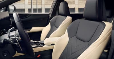 内装がリッチ過ぎる! レクサス 新型NXのインテリアカラーを全部見せ! ブラウン、クリーム、レッド…あなた好みの内装色はどれだ!?