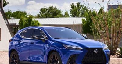 【レクサス NX 新旧比較】初のフルモデルチェンジで若くスポーティなキャラが艶っぽく大変身! 新旧NXの外観デザインを写真で比較