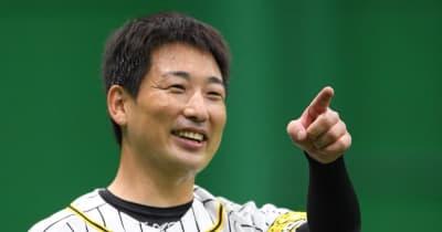 阪神・岩崎 侍ジャパン選出に「光栄」「自分の力を出して貢献できるよう」