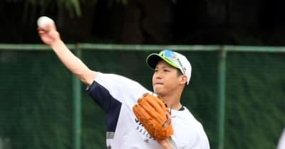 ヤクルト・山田 侍選出に「走れる場面があれば走りたい」足の状態は「大丈夫」
