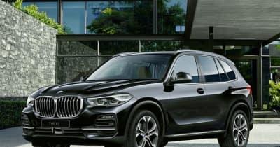 BMW X5、3列シート装備の限定モデル発売… 最大7名乗車が可能