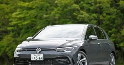 【VW ゴルフ 新型】専用サス&インテリアも、1.5L 4気筒の「R-Line」[詳細画像]