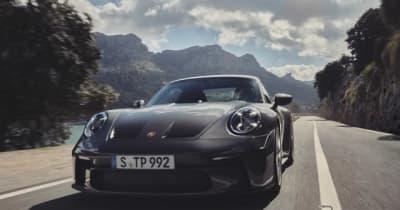 ポルシェ 911GT3 ツーリングパッケージ 新型、2296万円で受注開始…控えめな高性能モデル