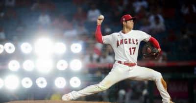 【MLB】大谷翔平は「毎回信じられないことを…」 リアル二刀流で3勝目、平均球速もアップ
