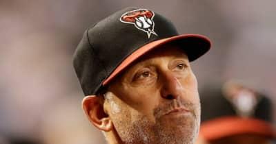【MLB】メジャー最悪の敵地23連敗…眠れぬDバックス監督「夜中の3、4時まで起きている」