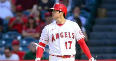 【MLB】大谷翔平は「正直言って完全に歩かせるべき」 打たれるよりはマシ?…敵将が白旗