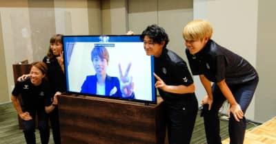 INAC神戸・田中美南 前回W杯落選を糧に五輪代表「この大会のためにやってきた」