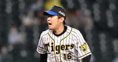 阪神・西勇輝7回1失点 リーグワースト45失策の拙守を粘投でカバー