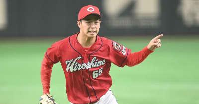 広島の20歳左腕・玉村昇悟がプロ初勝利の権利 7回2失点 初適時打初打点も記録