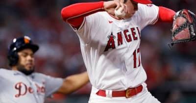 【MLB】大谷翔平が「クレイジーな守備を…」 まさかのダイビングキャッチに米驚愕