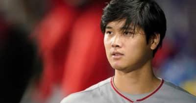【MLB】大谷翔平「興奮しています」 日本人初の本塁打競争出場を米メディアも一斉に速報