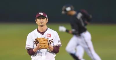 楽天・涌井4回5失点KOで抹消も 石井監督が示唆 チーム今季最長4連敗