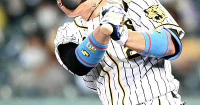 阪神・梅野 五輪代表入り御礼打 プロ入り後初の日の丸に「光栄、恥じないプレーを」