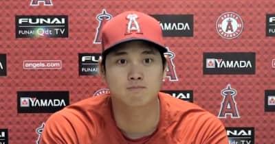 大谷「2番・DH」で出場 球宴HR競争優勝へ意欲「出るからには目指したい」