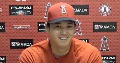 大谷翔平「高校の時は投手でいくと思っていた。予想外」球宴HR競争出場への思い語る