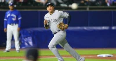 "【MLB】グラウンド横断した""空中バズーカ"" 三塁ファウルゾーンからの鬼肩は「別格だった」"