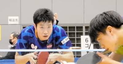 卓球・水谷隼「来週に五輪があってもプレーできる」仕上がりは「80%は超えている」