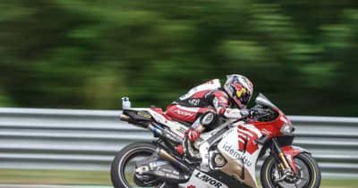 中上貴晶「明らかにいいペース、すばらしいレースにする準備は整っている」/MotoGP第8戦ドイツGP予選