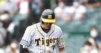 阪神連敗で3カードぶり負け越し 佐藤輝の球団新人2位タイ18号ソロも及ばず