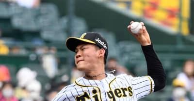 阪神・及川が3試合連続無失点で存在感増す「守備に助けられました」